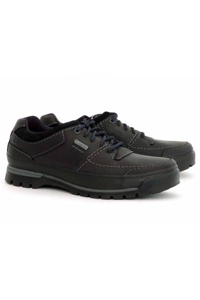 Clarks Narly Path Black