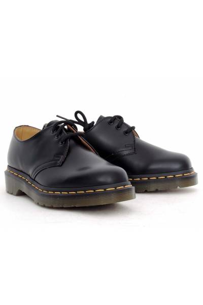 Dr Martens 1461 Black Smooth