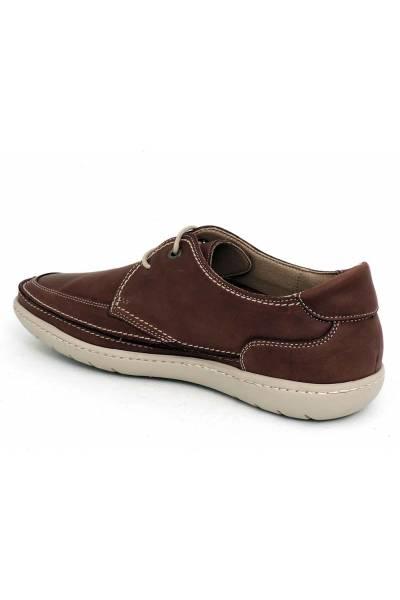 Zapato piel fabricación Kiowa