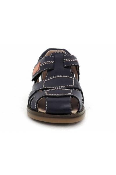 Sandalia infantil de piel