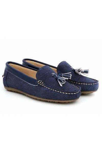Zapato infantil de piel