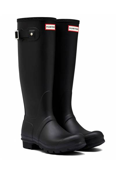 Hunter Womens Org Tall Black WFT1000RMA