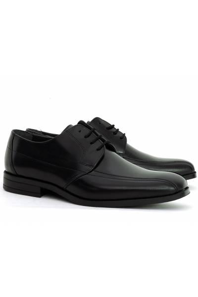 Zapato Piel  vestir 2631 negro