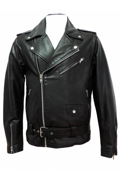 MEDINAPIEL BIKER LEATHER PERFECTO