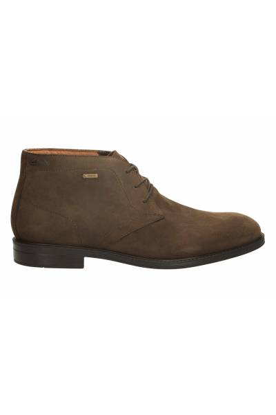 Clarks Chilver Hi GTX Dark Brown Nub