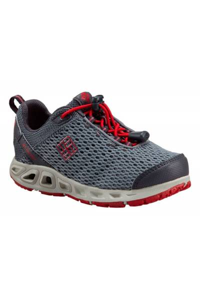 Columbia Drainmaker III Grey Red