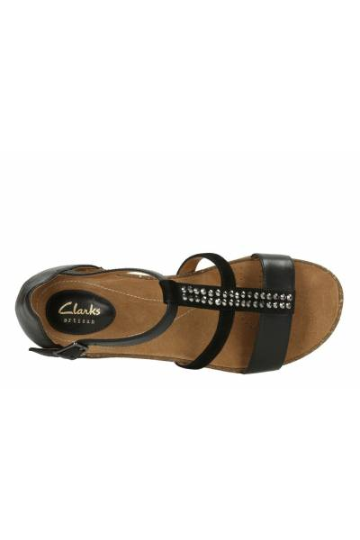 Clarks Autumn Fresh Black combi