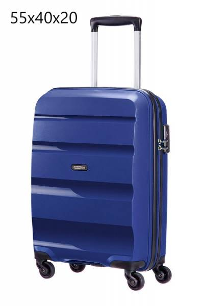 American Tourister Bon Air Spinner S Strict 55x40x20cm Navy