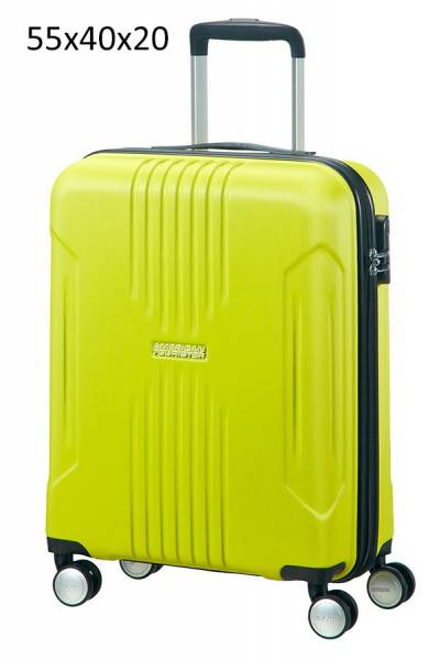 American Tourister Tracklite Spinner 55x40x20cm Sunny Lime