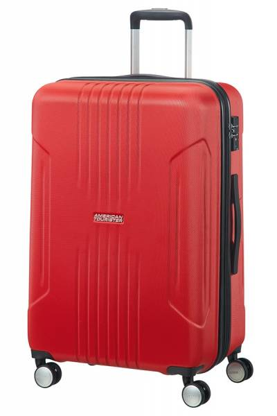 American Tourister Tracklite Spinner 55x40x20 cm Rojo Llama