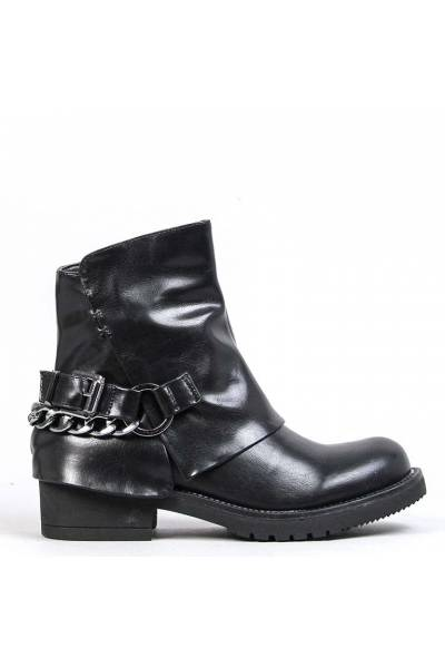 Bota coolway brooklyn black