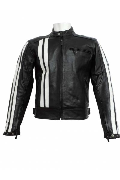 MDP Jacket 1003 black/white