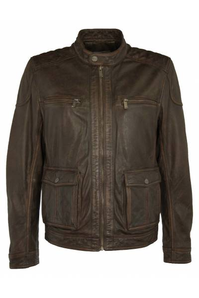 Deercraft Larry Antic Brown Jacket