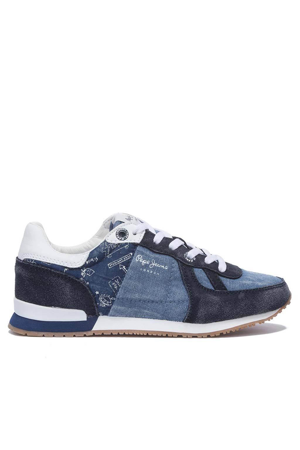 sneakers shoes Pepe Jeans sydney print 559 medinapiel.es