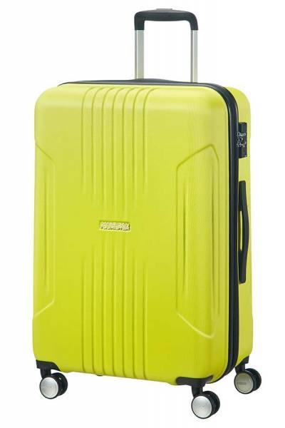 American Tourister Tracklite Spinner  Sunny Lime