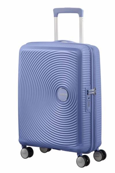 American Tourister Soundbox spinner  Blue