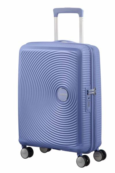 American Tourister Soundbox spinner  Blue