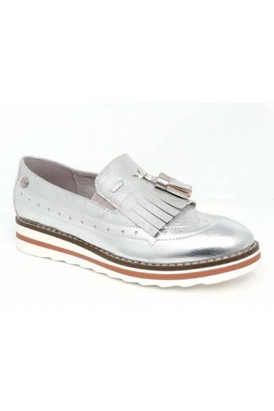 Zapato xti 47590 plata