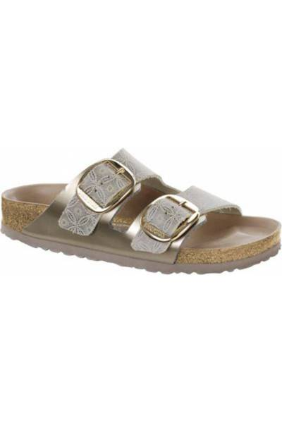 Birkenstock Arizona Big buckle Ceramic Pattern Blue 1009934