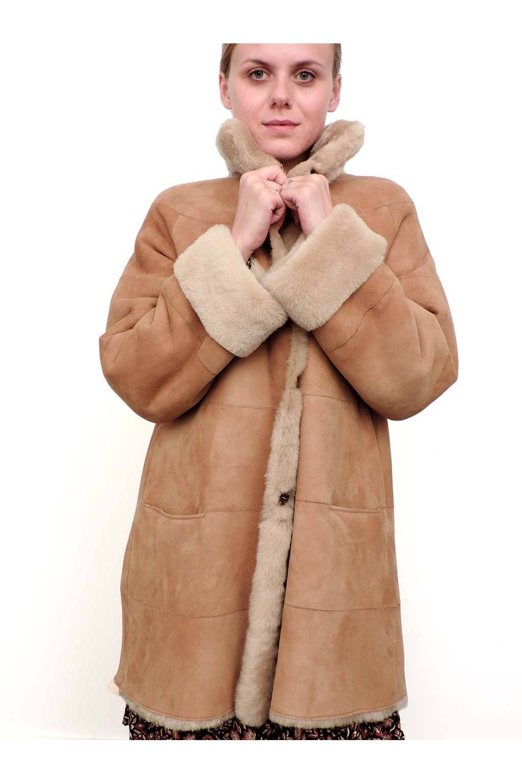 Medinapiel bd8044 275 double face coat