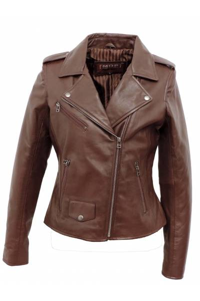 MDP 109 Brown jacket