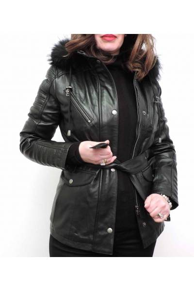 Mdp jacket black Gaffina