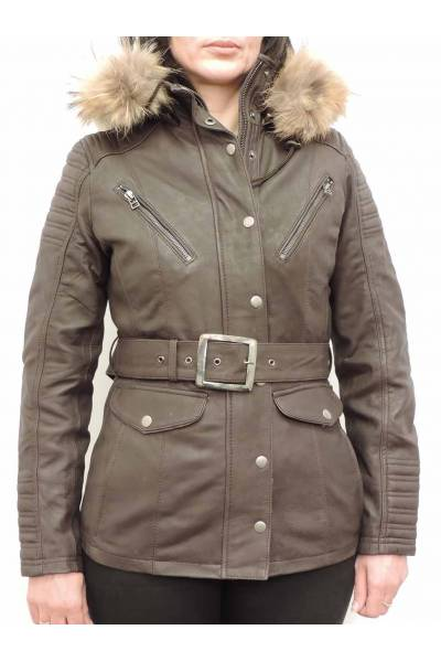 MDP Jacket Gaffina Chocolate