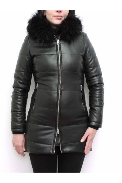 MDP Jacket Snow Black