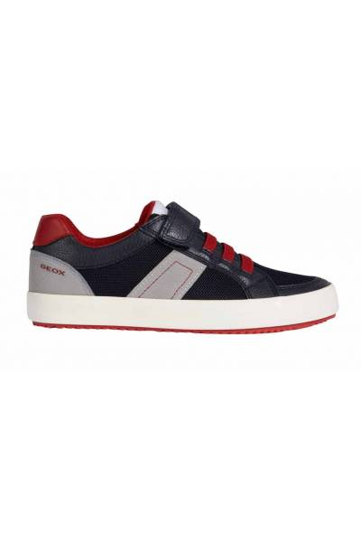 Geox J922CC Navy/Red