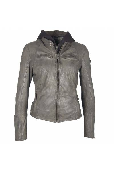 Gipsy jacket Nola grey