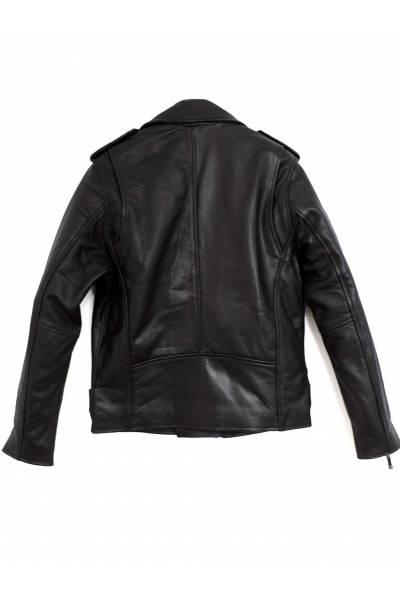 Mdp cuero para motos Rockera black