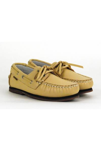 Zapato Infantil Piel 1046