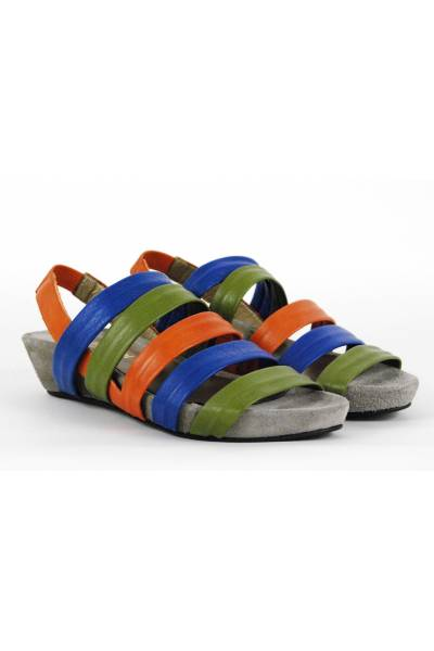 Sandalia piel