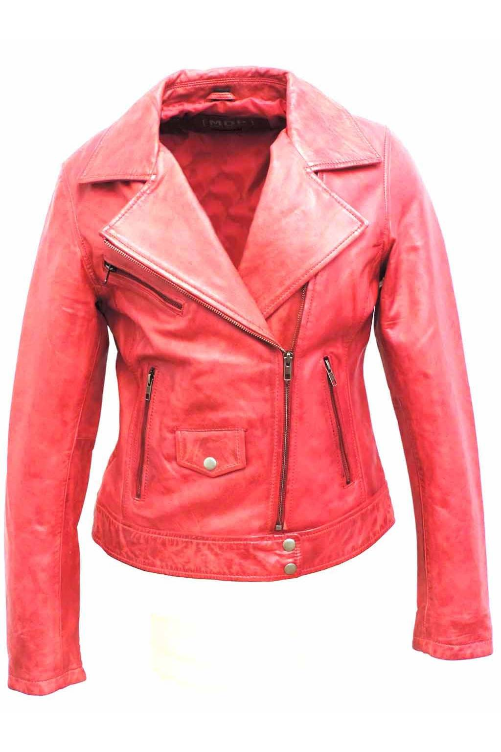 Mdp Jacket AWL 07 Red