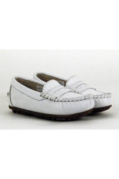 Zapato Infantil De Piel 1057