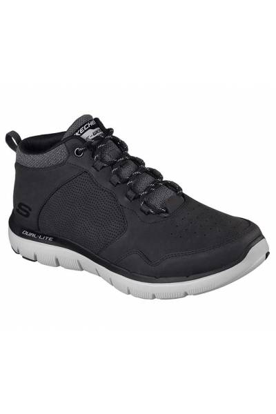 skechers hombre Flex Advantage 2.0 High Key 52187 blk