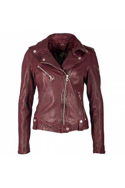 Gipsy jacket famos dark wine lao