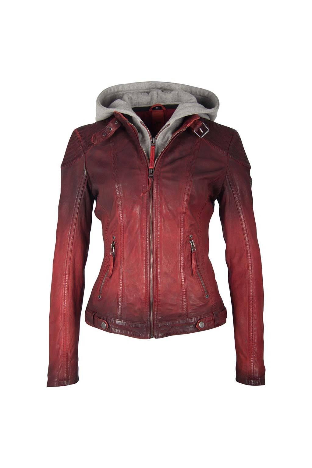 Gipsy jacket Cascha red
