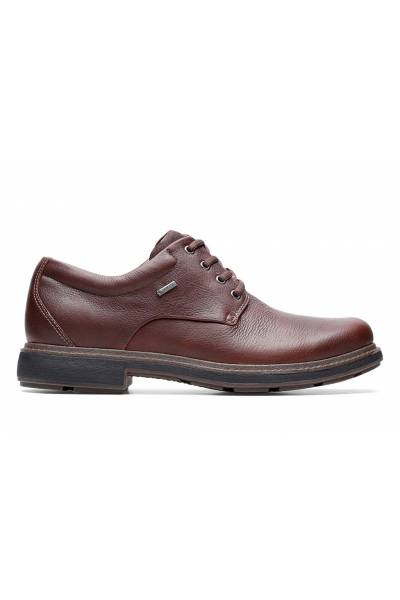 Clarks Un Tread Lo GTX Dark Brown
