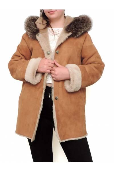 Medinapiel chaqueta piel vuelta ed7504z 275