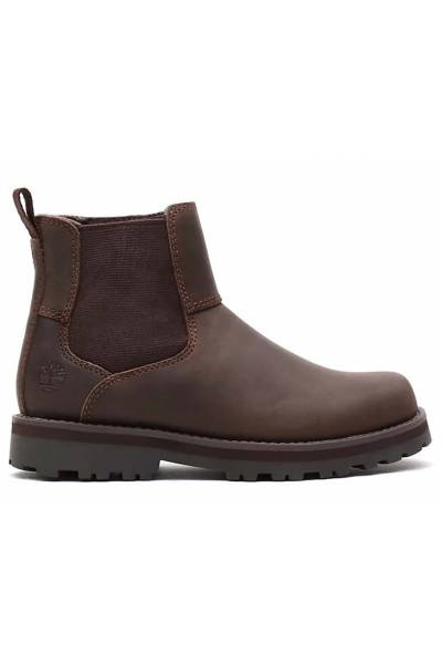 Timberland Courma Kid Chelsea DK Brown Full Grain 0A28PY