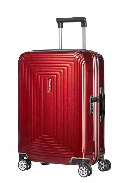 Samsonite Neopulse red Spinner 4 ruedas  55 x 40 x 20 cm