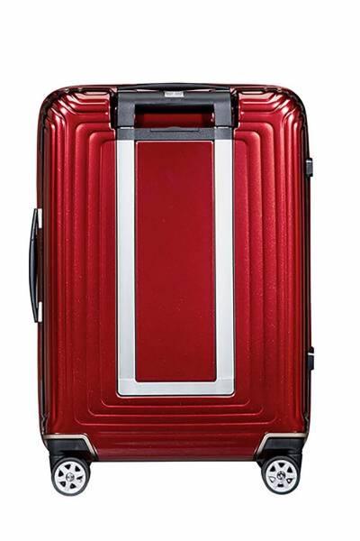 Samsonite Neopulse red Spinner 4 ruedas  55 x 40 x 20 cm