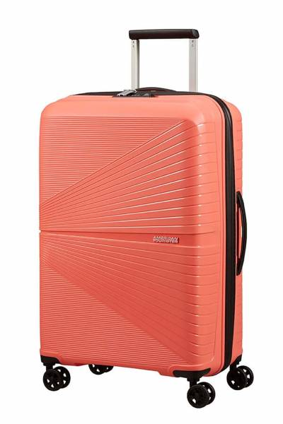 American Tourister airconic Spinner living coral 4 ruedas