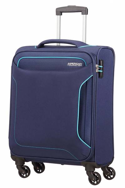 American Tourister holiday spinner navy