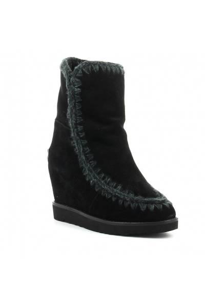 Mou eskimo french toe wedge short bkbk 151002A