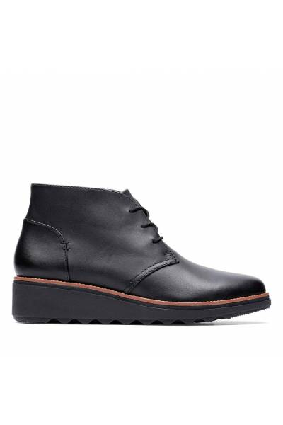 Clarks Sharon hop Black