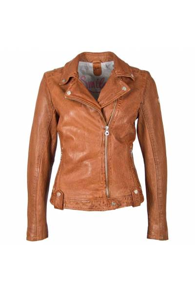 Gipsy jacket FAVOUR Cognac