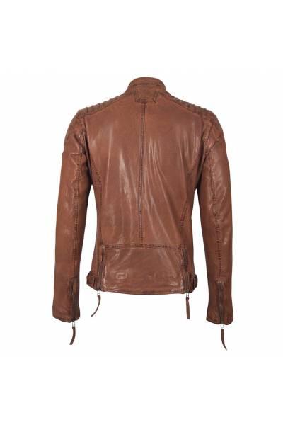 Gipsy boy  Gambler cognac  jacket