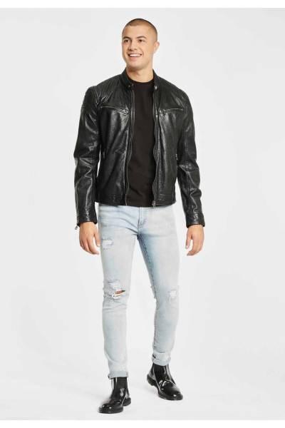 Gipsy boy Gorey Black Lagav jacket